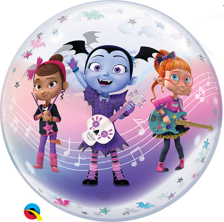 "22"" Single Bubble ""Disney Vampirina"""