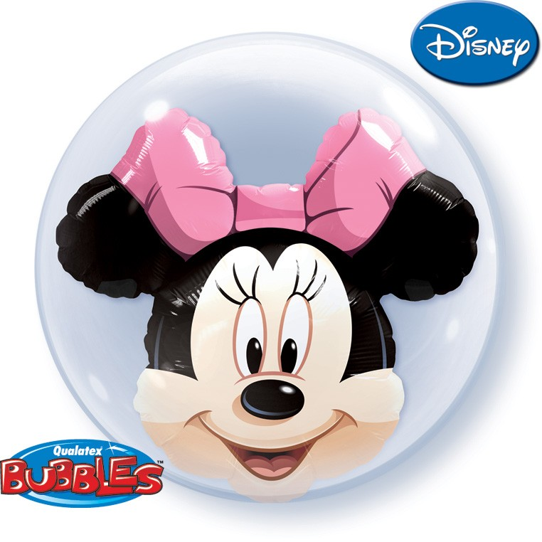 "24"" Double Bubble Minnie Mouse"