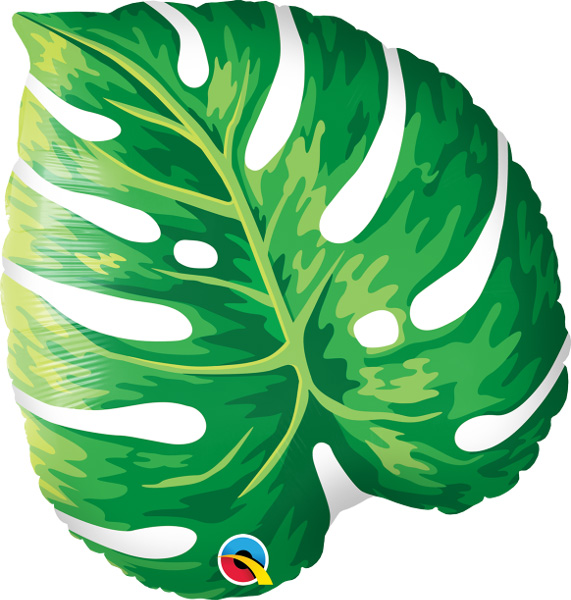 """21"""" Tropical Philodendron"""