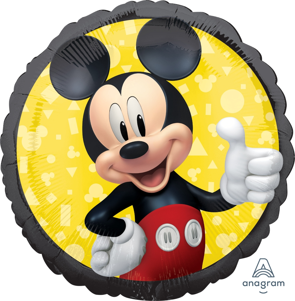 """17"""" Mickey Mouse Forever"""