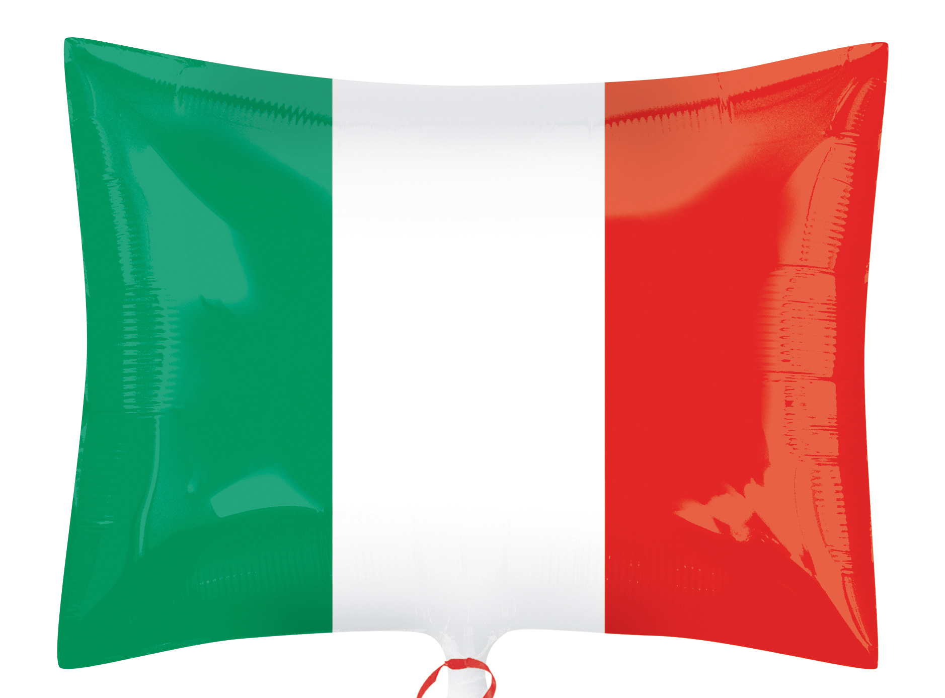 "18"" Flag Banner Italy"