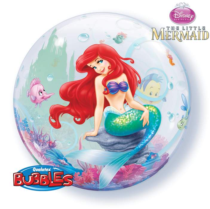 "22"" Single Bubble Ariel"