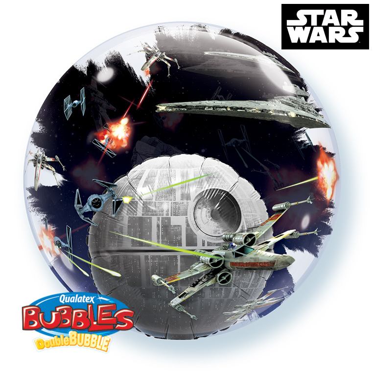 "24"" Double Bubble Star Wars"
