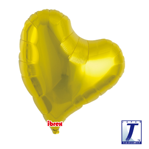 14 Sweet-Heart Metallic Gold (ibrex)""