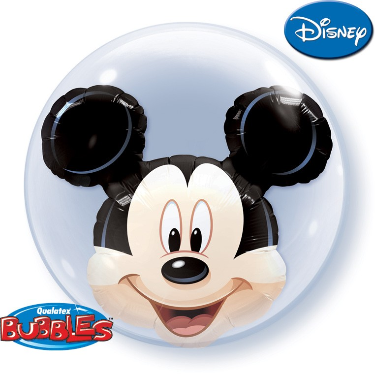 "24"" Double Bubble Mickey Mouse"
