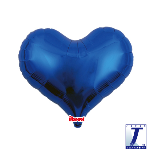 14 Jelly Heart Metallic Blue (ibrex)""