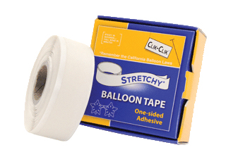 Stretchy Balloon Tape 19mm