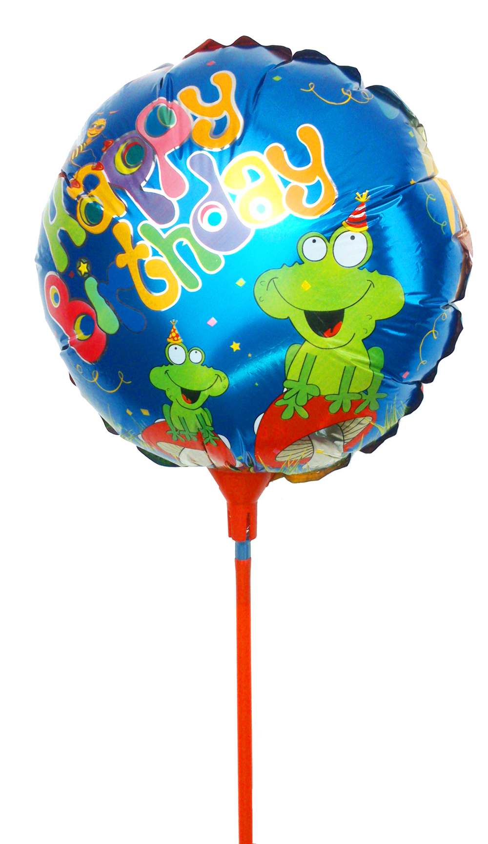 "10"" Happy Birthday Frosch"