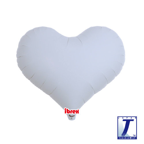14 Jelly Heart White (ibrex)""