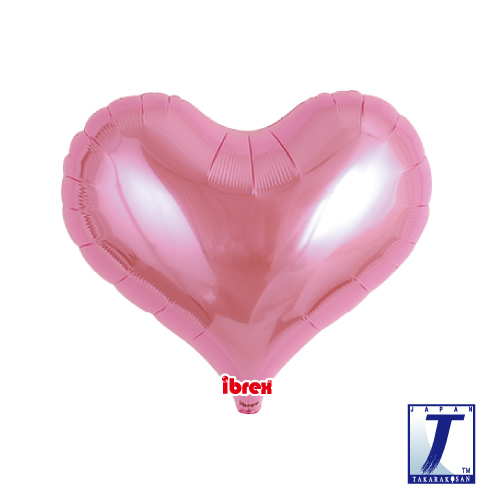 14 Jelly Heart Metallic Pink (ibrex)""
