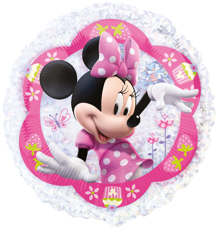 "18"" Minnie Holographic"